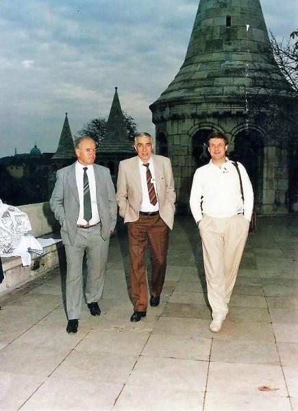 roman_vacho_trojacek_cervenka_Budapest_1987-2