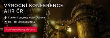 10. výroční konference AHR ČR