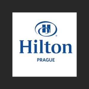 Logo of Hilton Prague